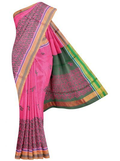 Silk Cotton Saree  - NLA4616815