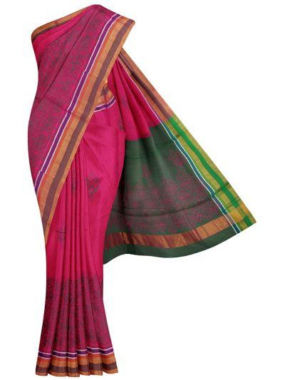 Silk Cotton Saree  - NLA4616819