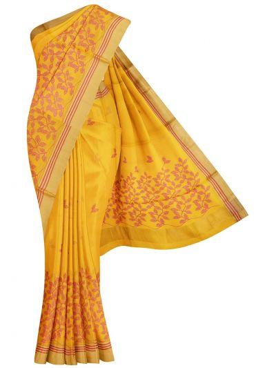 Silk Cotton Saree  - NLA4616839