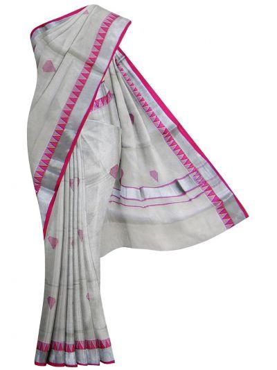 Women's Kerala Traditional Saree - EKM - NLA4931499
