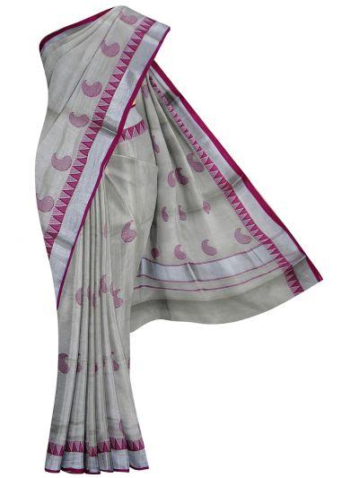 Women's Kerala Traditional Saree - EKM - NLA4931506