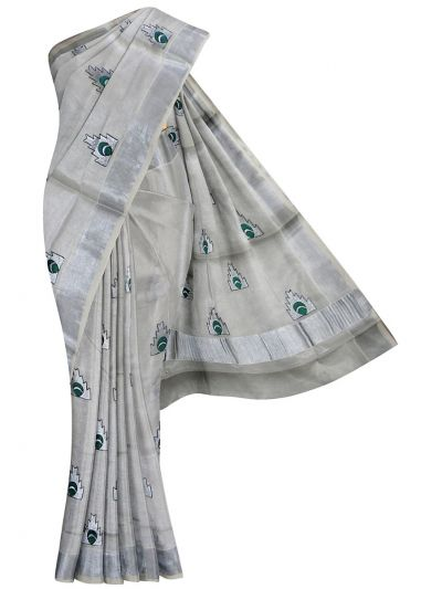 Women's Kerala Traditional Saree - EKM - NLA4931537