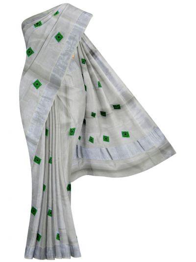 Women's Kerala Traditional Saree - EKM - NLA4931542