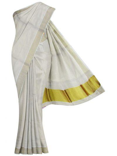 Women's Kerala Saree - NLA5016119-EKM