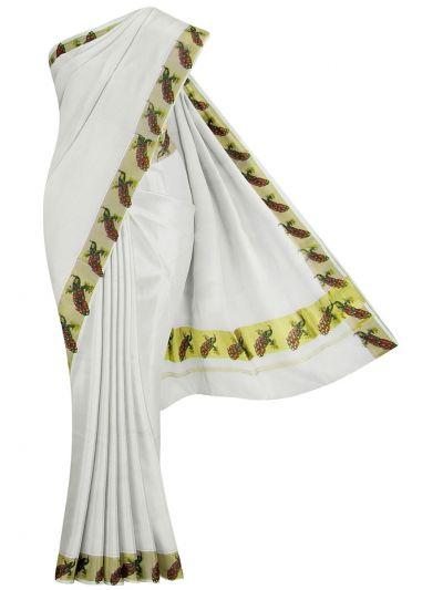 Women's Kerala Saree - NLA5016168-EKM