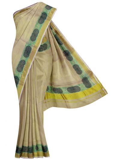 Women's Kerala Traditional Saree - EKM - NLA5016185
