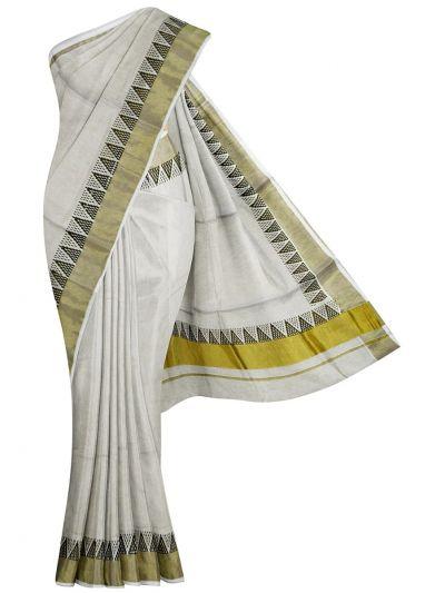 Women's Kerala Traditional Saree - EKM - NLA5617037