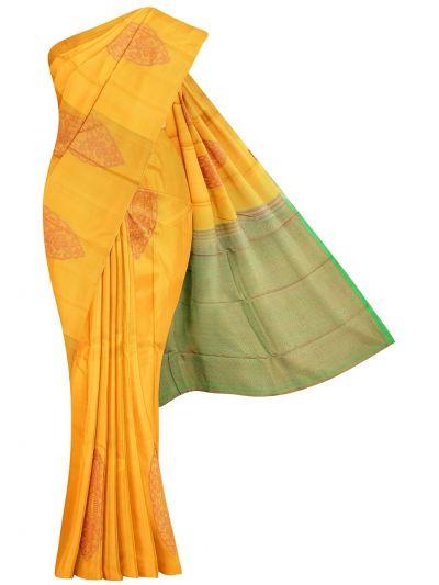 Soft Silk Saree - OAA0069392