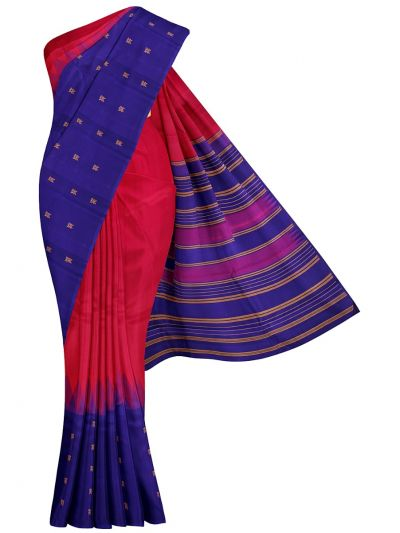 Traditional Silk Saree -OAA0134054