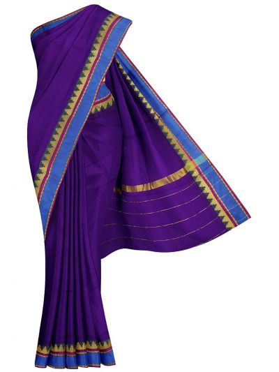 Nine Yards Sayana Cotton Saree - OAA0294310