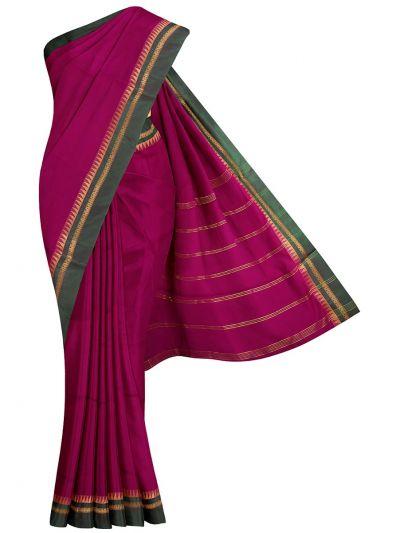 Nine Yards Sayana Cotton Saree - OAA0294312