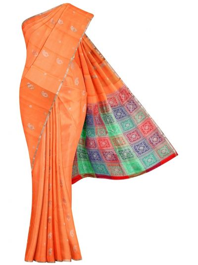 Traditional Silk Saree - OAA0327920