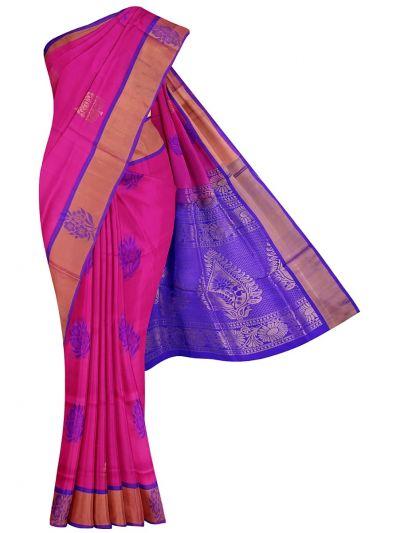 Soft Silk Saree - OAB0813088