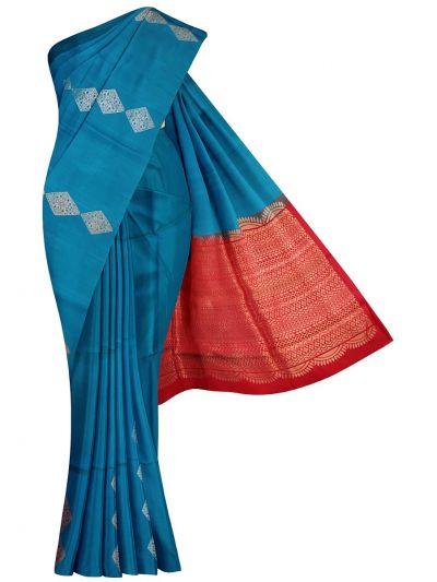 Soft Silk Saree - OAC1578729
