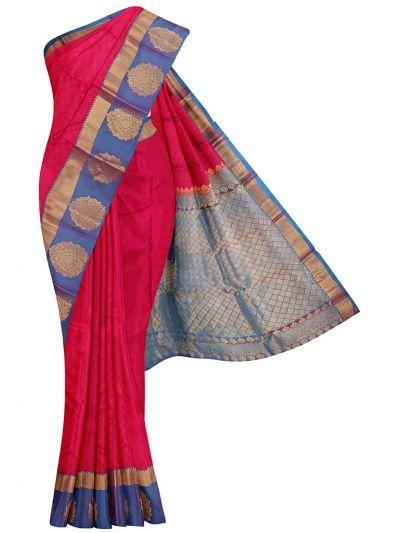Traditional Silk Saree - OAC1646029