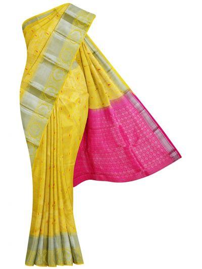 OAC1684008 - Soft Silk Saree
