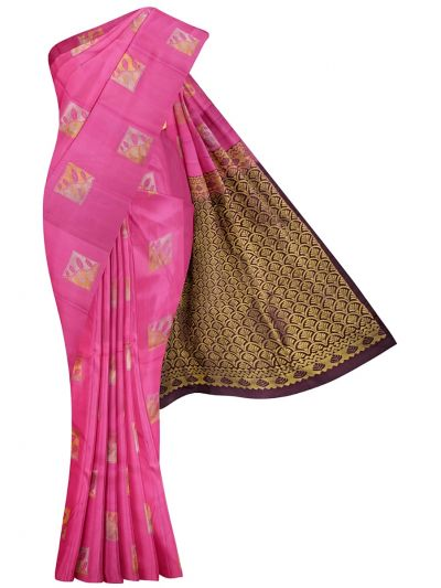 Traditional Uppada Silk Saree - OAC1691528
