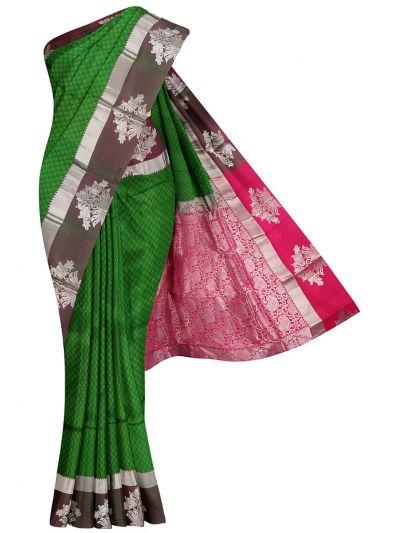 Traditional Uppada Silk Saree - OAC1699907