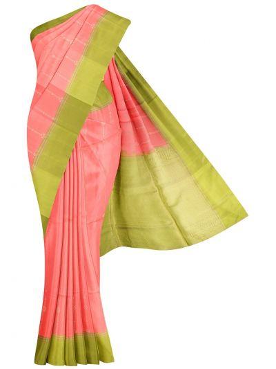 Soft Silk Saree - OAC1700428
