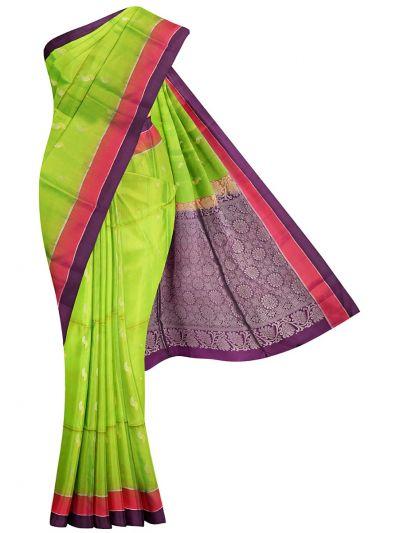 Soft Silk Saree - OAC1700446