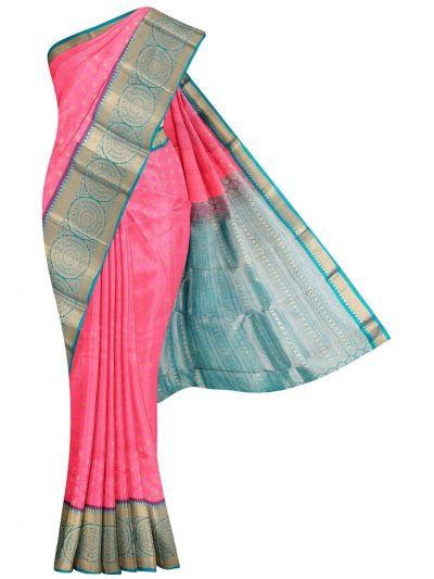Traditional Silk Saree - OAD1901981