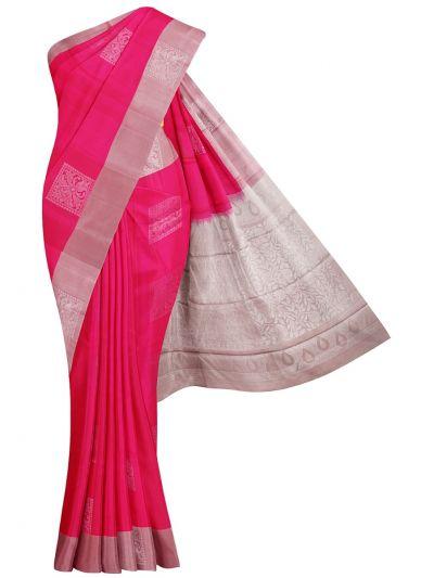 ODA2185437 - Soft Silk Saree