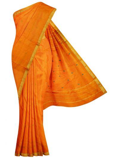 Handloom Nine Yards Saree - ODA2259657