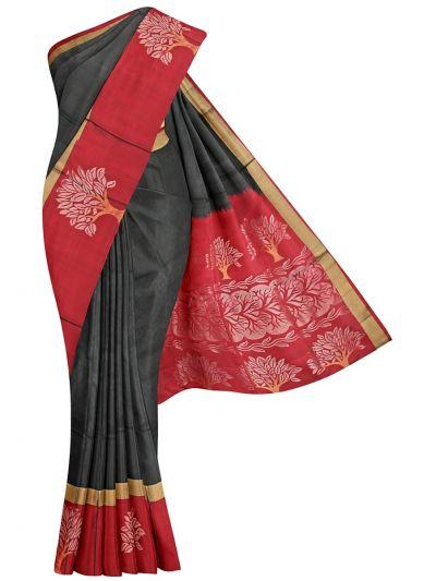 Soft Silk Saree - ODA2263564