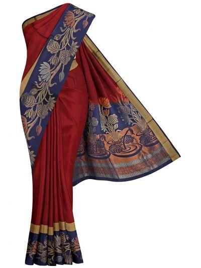 Soft Silk Saree - ODA2263586