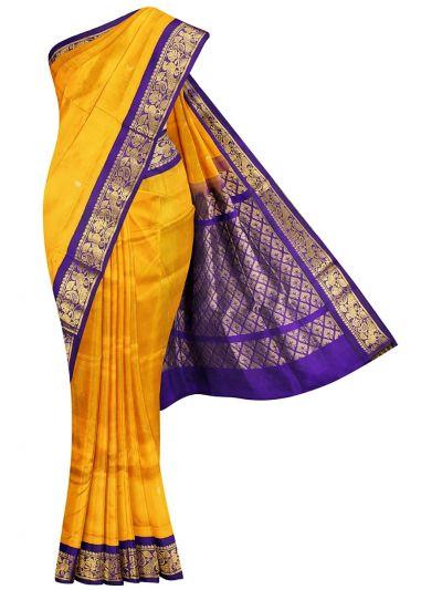 Arani Silk Cotton Saree - ODB2735800