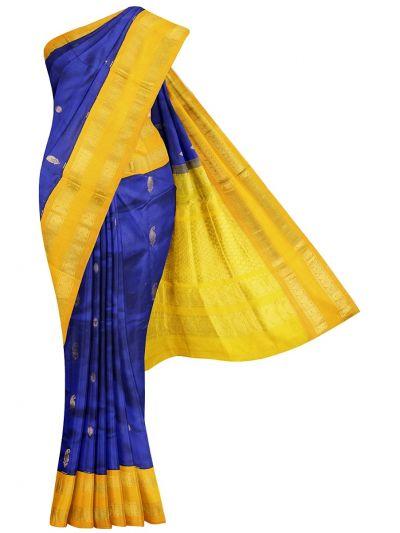 Arani Silk Cotton Saree - ODB2735802