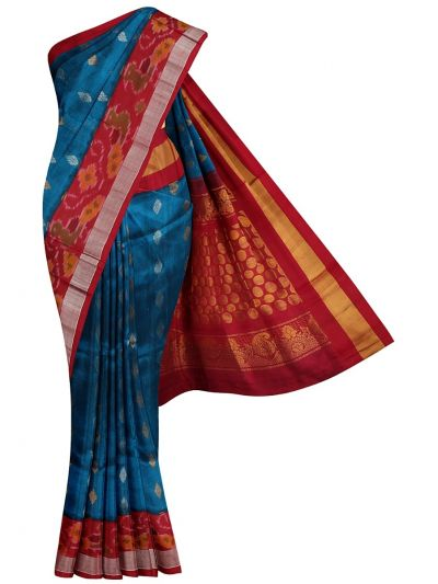 Arani Silk Cotton Saree - ODB2735803