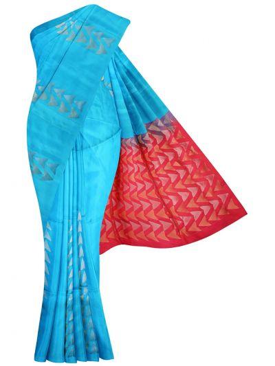 Soft Silk Saree - ODD3483848