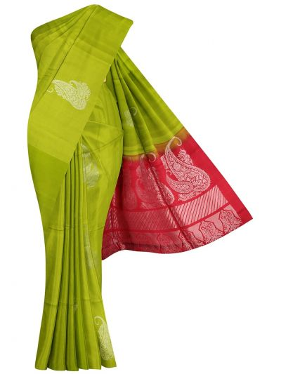 Soft Silk Saree - ODD3483878