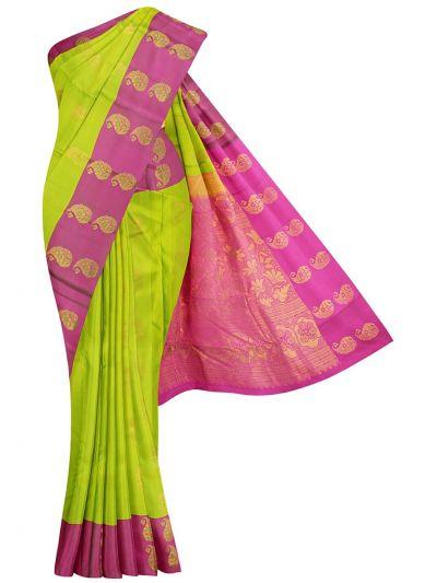 Traditional Silk Saree - ODD3488119