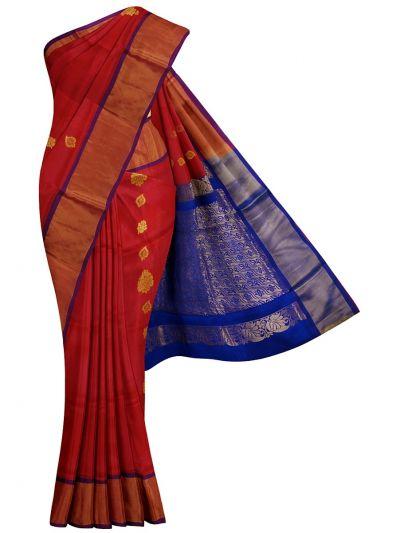 Soft Silk Mix Saree - ODD3508615