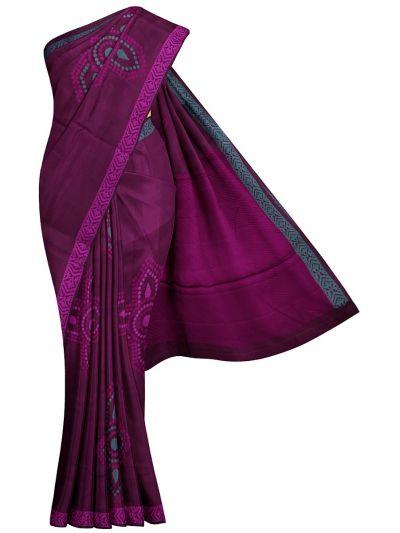 Fancy Tussar Silk Saree - ODD3966509