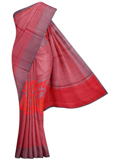 Fancy Tussar Silk Saree - ODD3966683