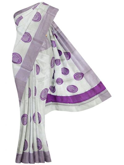 Women's Kerala Traditional Saree  - OEA4206576