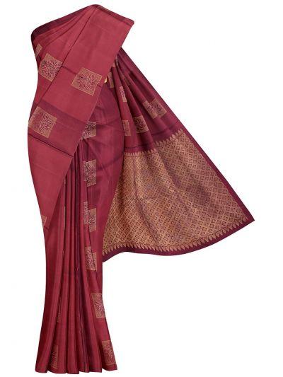 Soft Silk Saree - EKM - OEA4790481