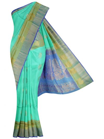 Soft Silk Mix Saree - OEC5196075
