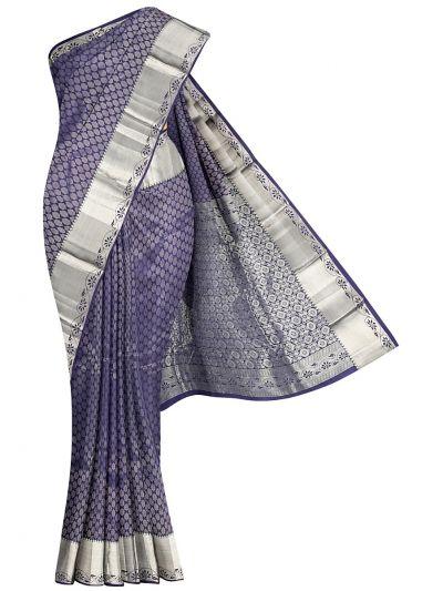 Traditional Jari Butta Uppada  Silk Saree - OEC6424639