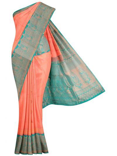 Traditional Uppada Silk Saree - OEC6476705