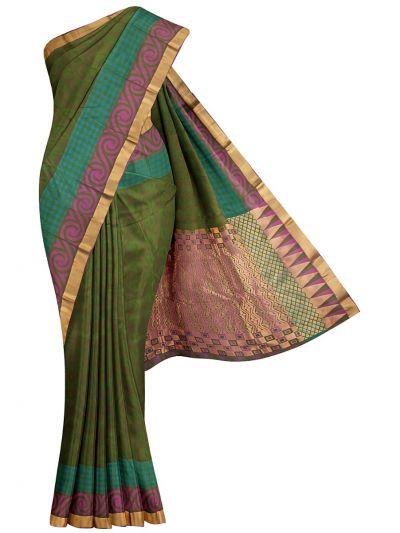 Gift Art Silk Saree - OED6858893