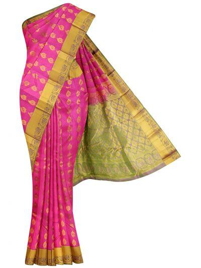 Traditional Silk Saree - OED7069543