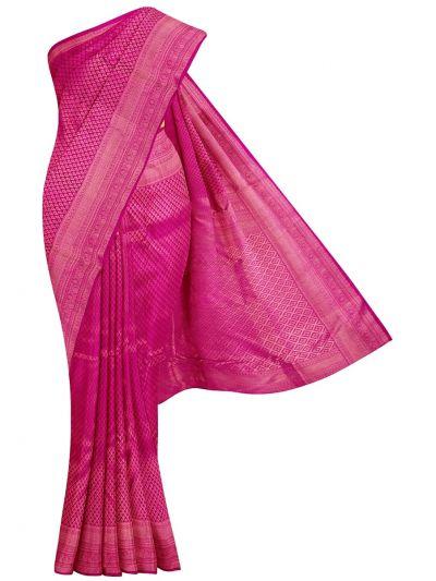 OFB8540157 - Traditional Silk Saree