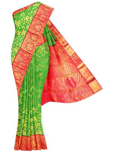 Vivaha Wedding Silk Saree - OFB8739357