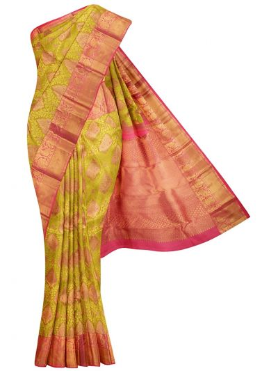 Vivaha Wedding Silk Saree - OFB8739396