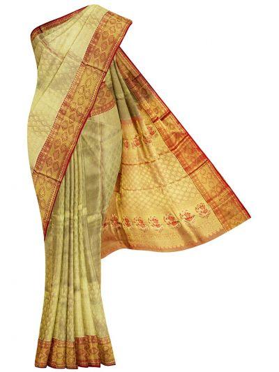 Vivaha Wedding Silk Saree - OFB8739515