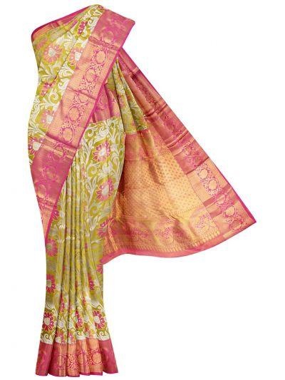 Vivaha Wedding Silk Saree - OFB8739533